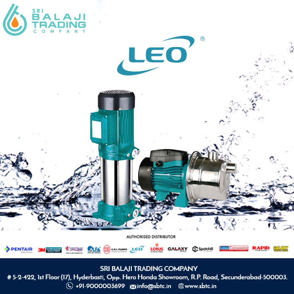 38aff832f19 May 31 · LEO Vertical Multistage Centrifugal Pumps - Used for liquids of  low-viscosity
