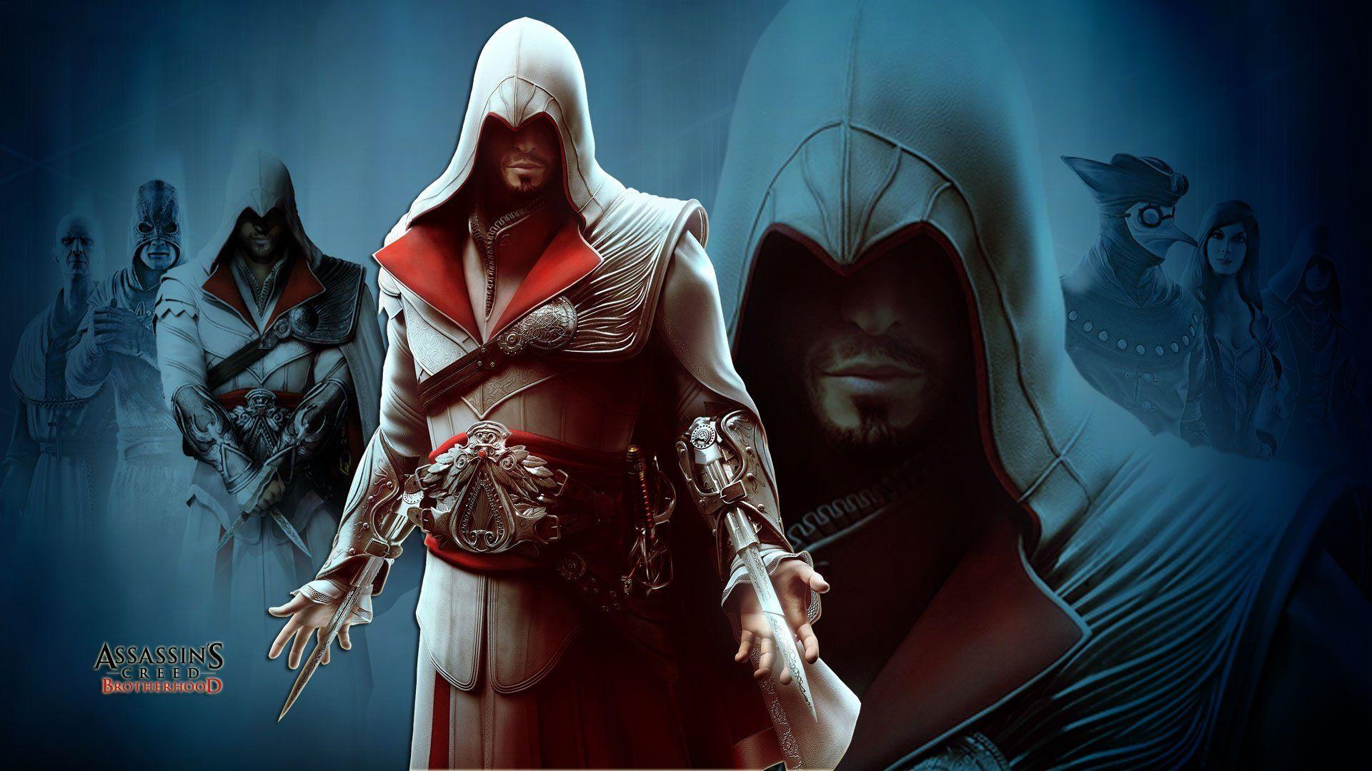 Assassins Creed Brotherhood Wallpaper Free Download