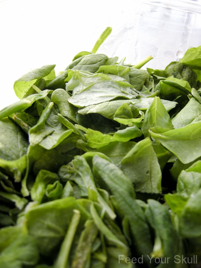 How To Freeze Spinach For Future Smoothies Smoothies