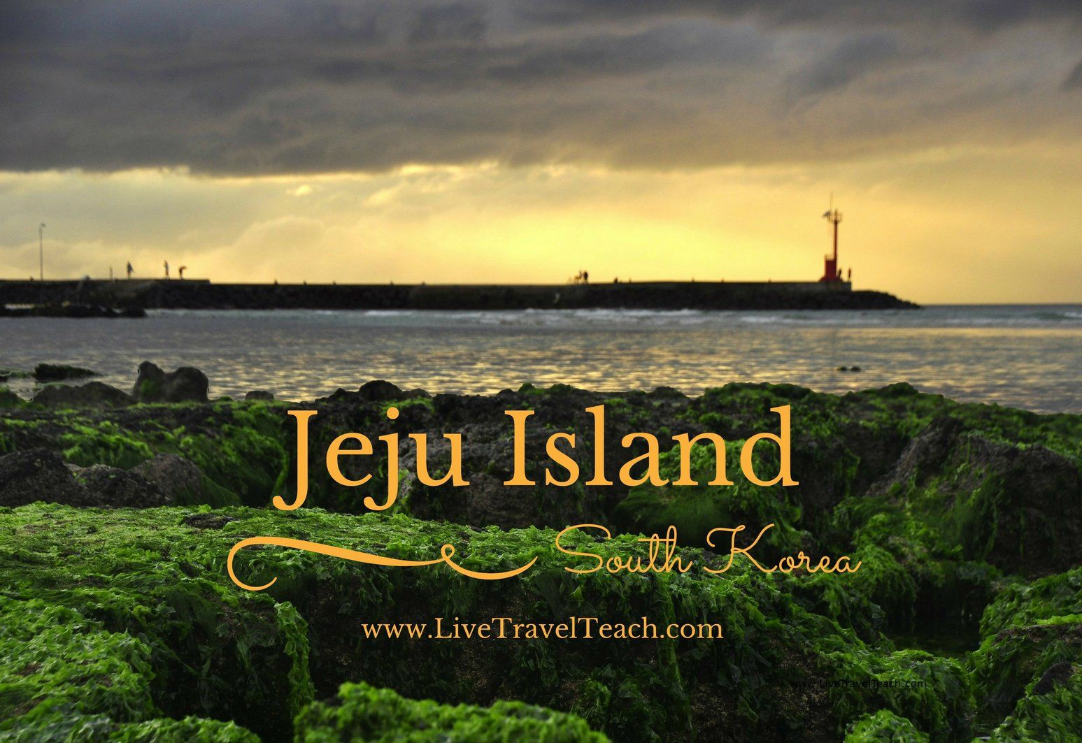 """Jeju Island's white sand beaches, giant waterfalls and amazing swimming holes give it the nickname """"Korea's Hawaii."""" Jeju is a 4 hour ferry ride south of mainland South Kor…"""