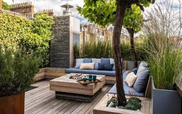 Desain Taman Depan Rumah Minimalis Modern 2018 Desain