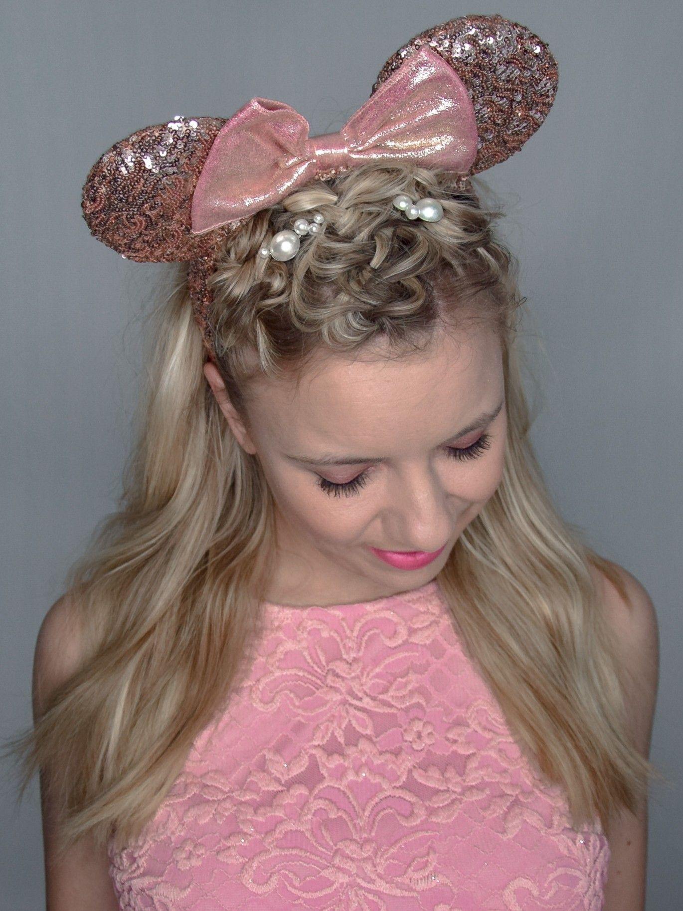 Meine 5 Schonsten Frisuren Fur Disney S Micky Maus Und Minnie Maus