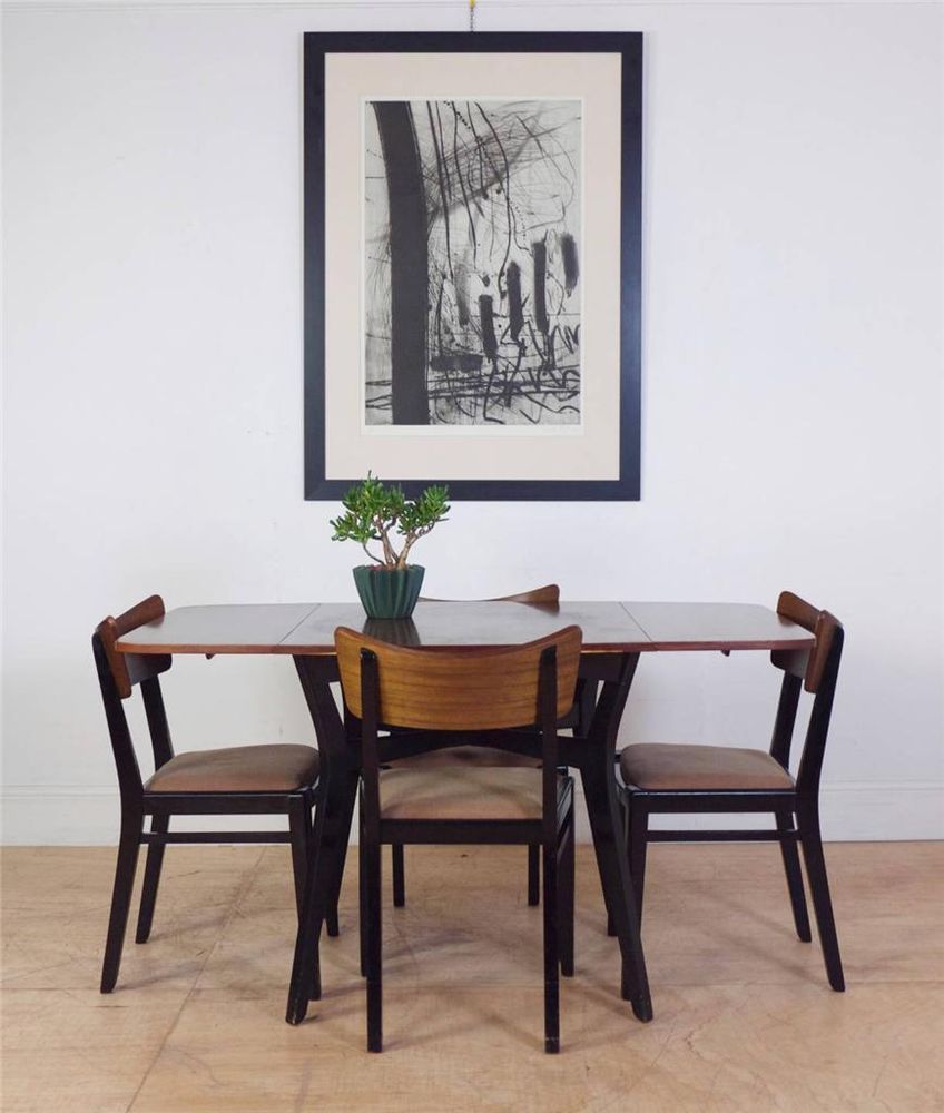 Original Antique Dining Chairs | EBay. Midcentury ModernMid ...