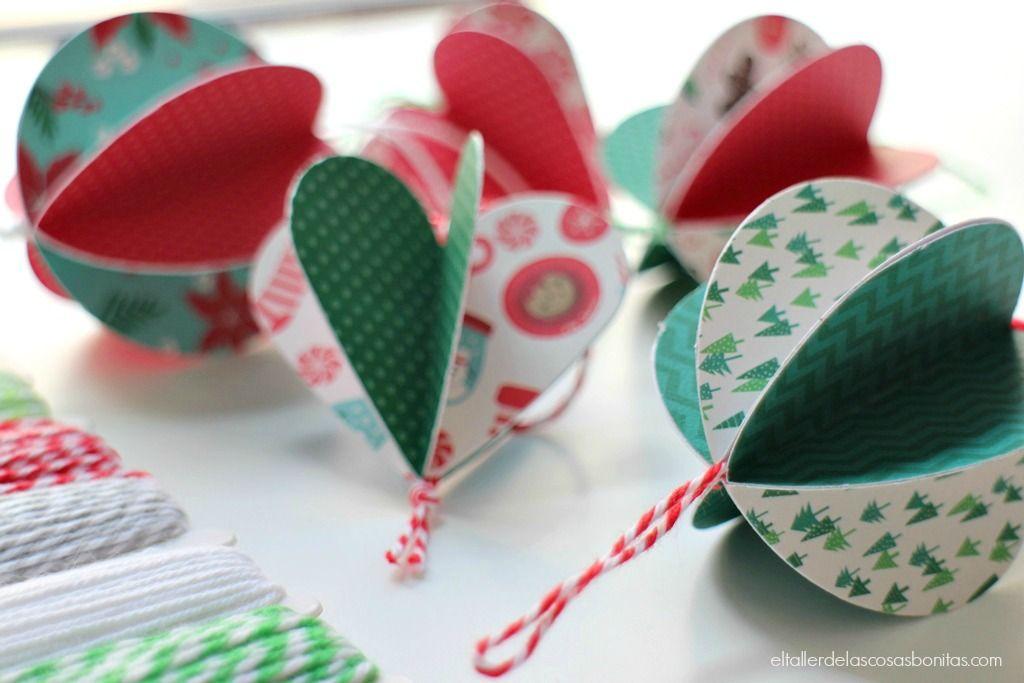 DIY Navideos Gran post recopilatorio Navidad Pinterest