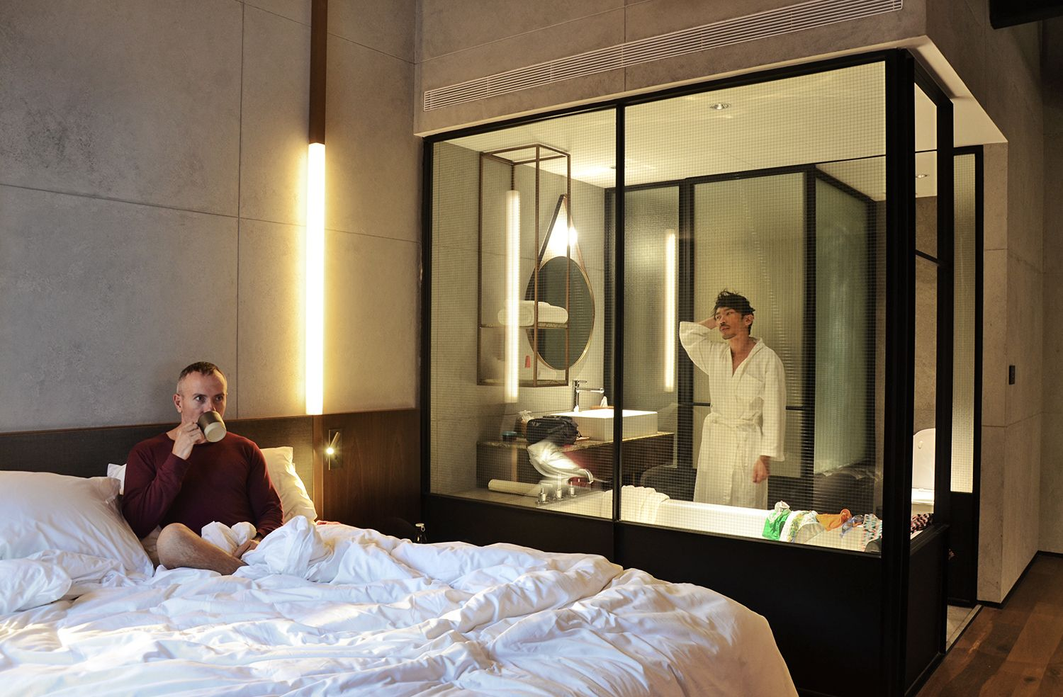 Warehouse Hotel, where to stay in singapore, industrial