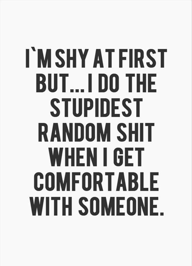 im shy at first quotes friendship quote friend friendship quote