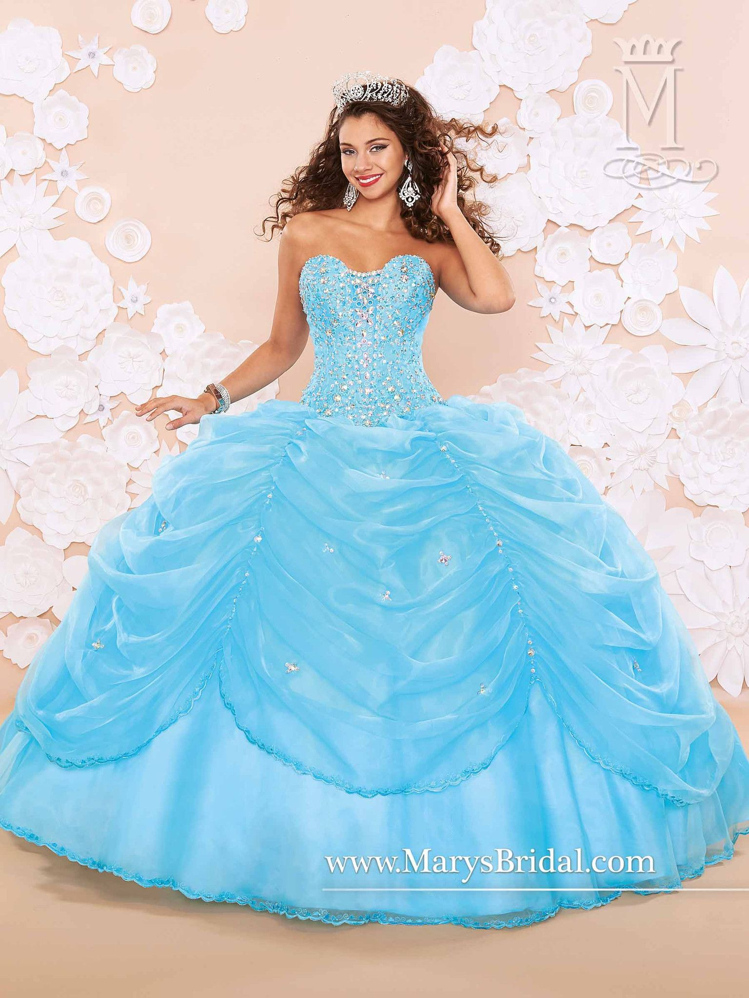 Sweet 16 - Quinceanera Dress 3004Q383 | Quinceañera | Pinterest ...