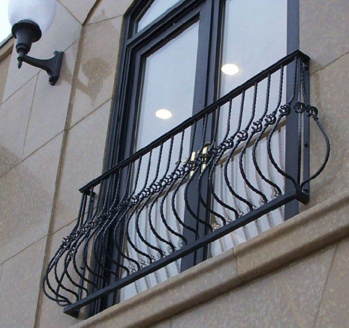 60+ Best Railings Designs for a Catchier Balcony | Railing ...