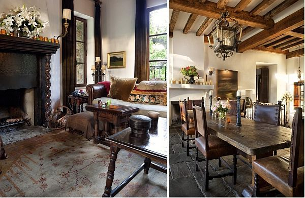 Contrastive house in Austin, Texas combining antique furniture and modern  technology - Contrastive House In Austin, Texas Combining Antique Furniture And