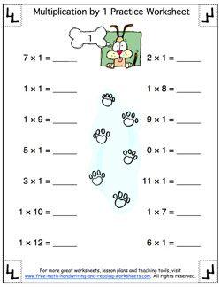 basic multiplication worksheet  multiplication worksheets  basic multiplication worksheet