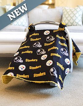Free Steelers Carseat Cover When You Use Promo Code