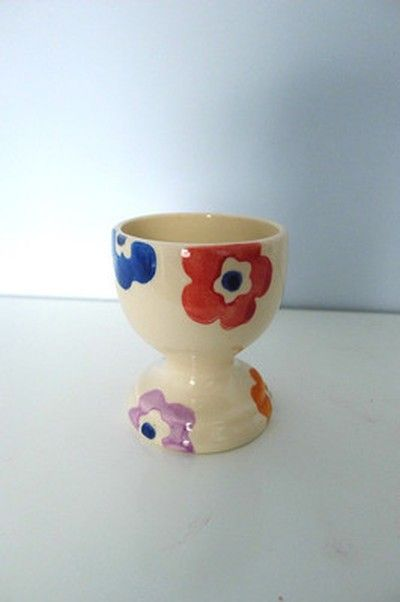 Bright Flowers Egg Cup in Flowers 2006 (Discontinued)
