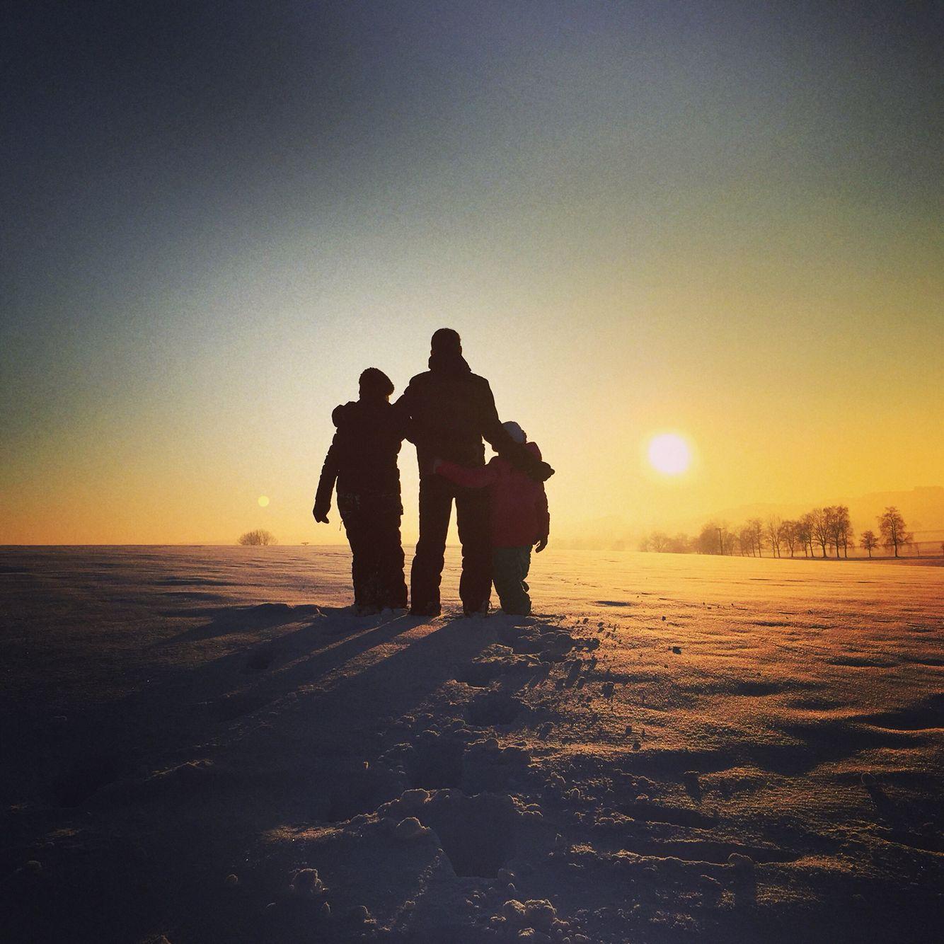 Winter im Allgäu 2015!