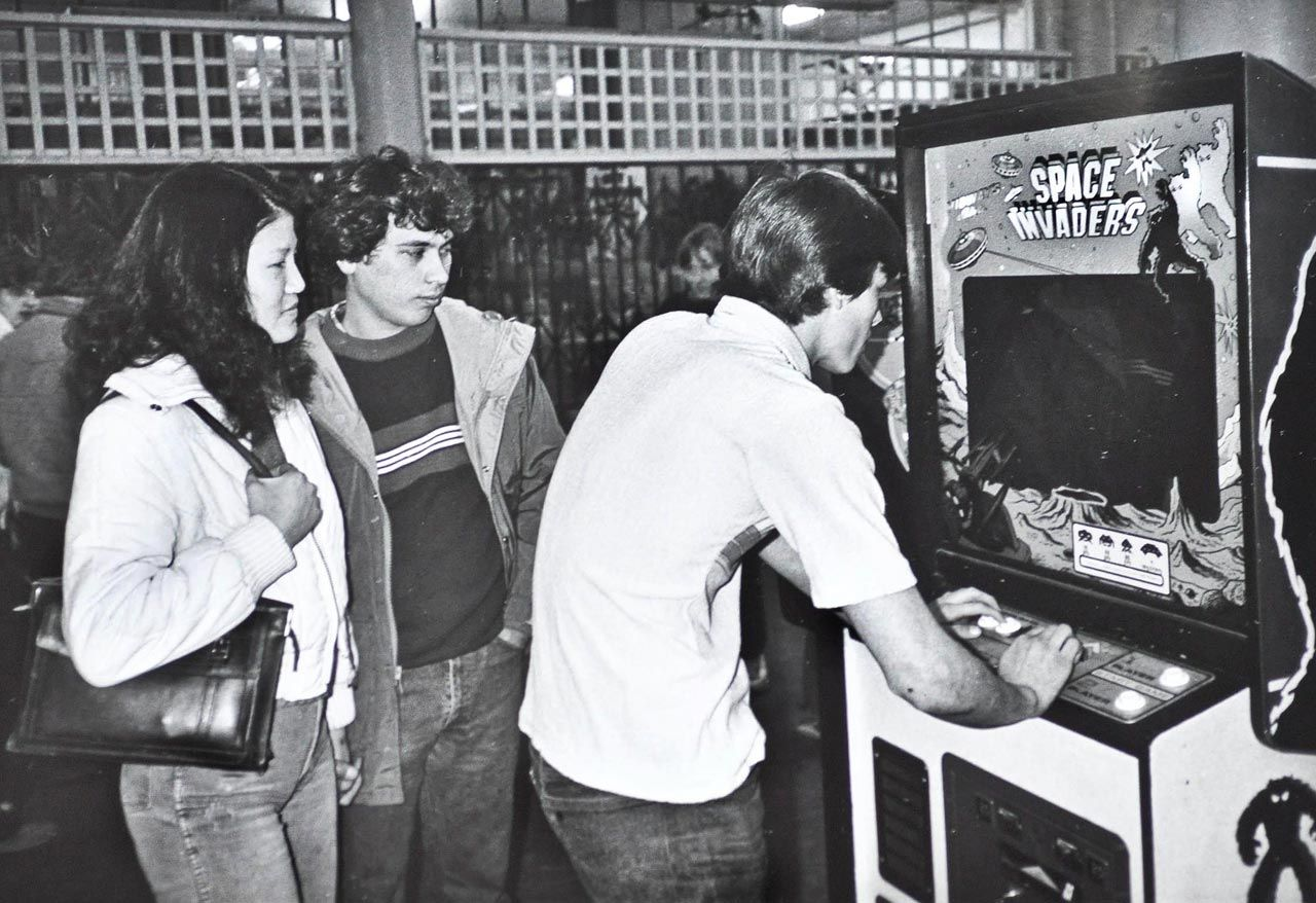 California's Stanford University snaps up a collection of 650 retro arcade photographs
