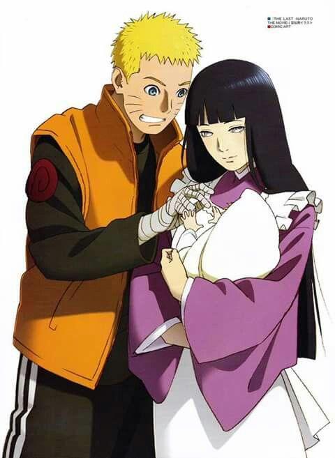 Naruto, Hinata and Boruto (Family)
