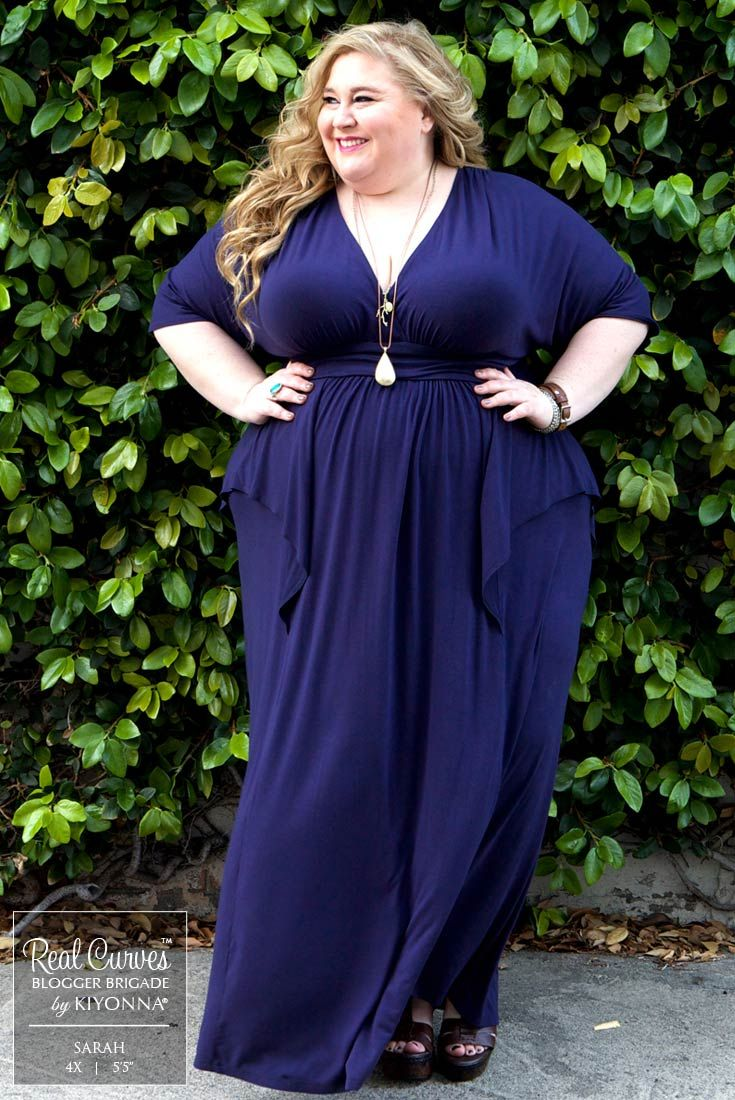 Maxi dresses size 4x