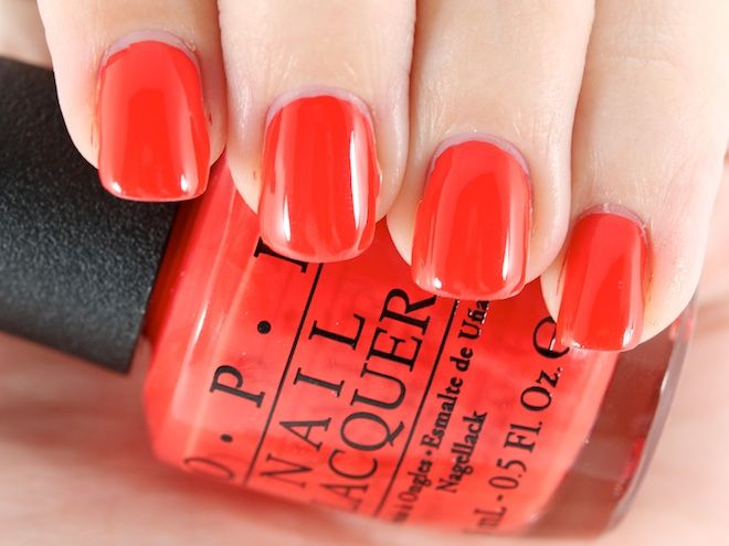Best Nail Polish Colors for Redheads this Spring | Nail ...
