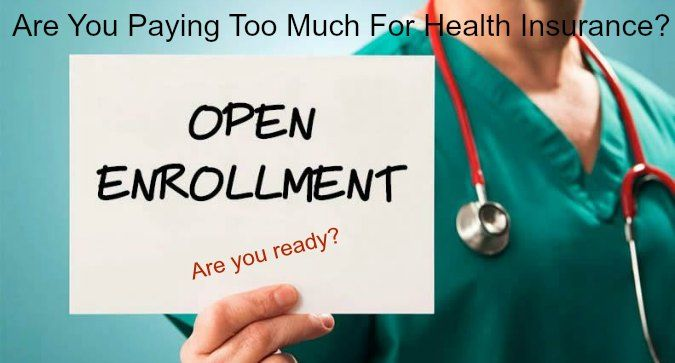 Can You Save Money During Health Insurance Open Enrollment Health Insurance Open Enrollment Open Enrollment Health Insurance