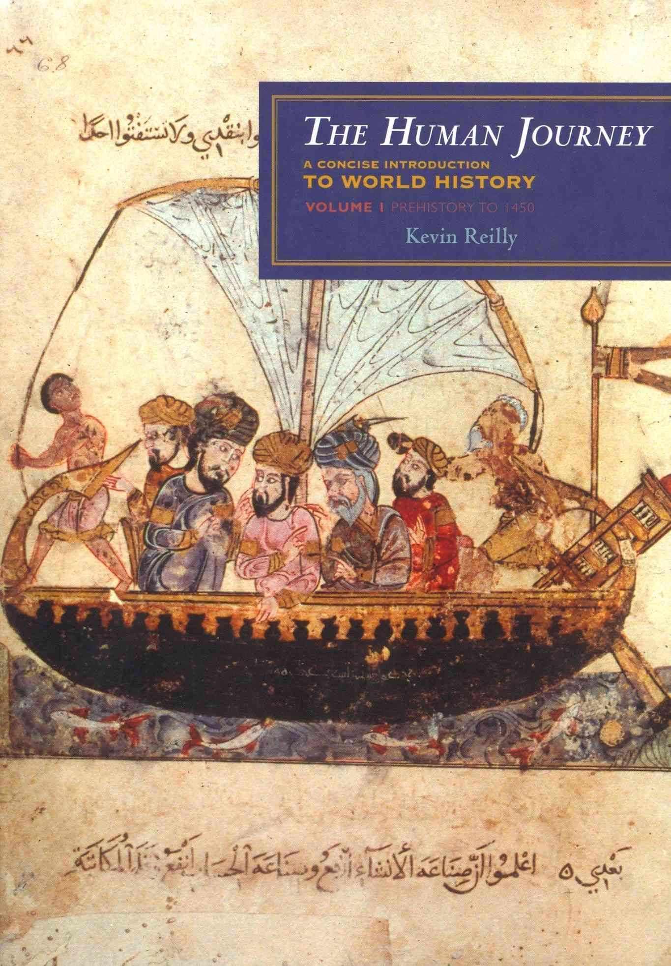 The Human Journey A Concise Introduction To World History