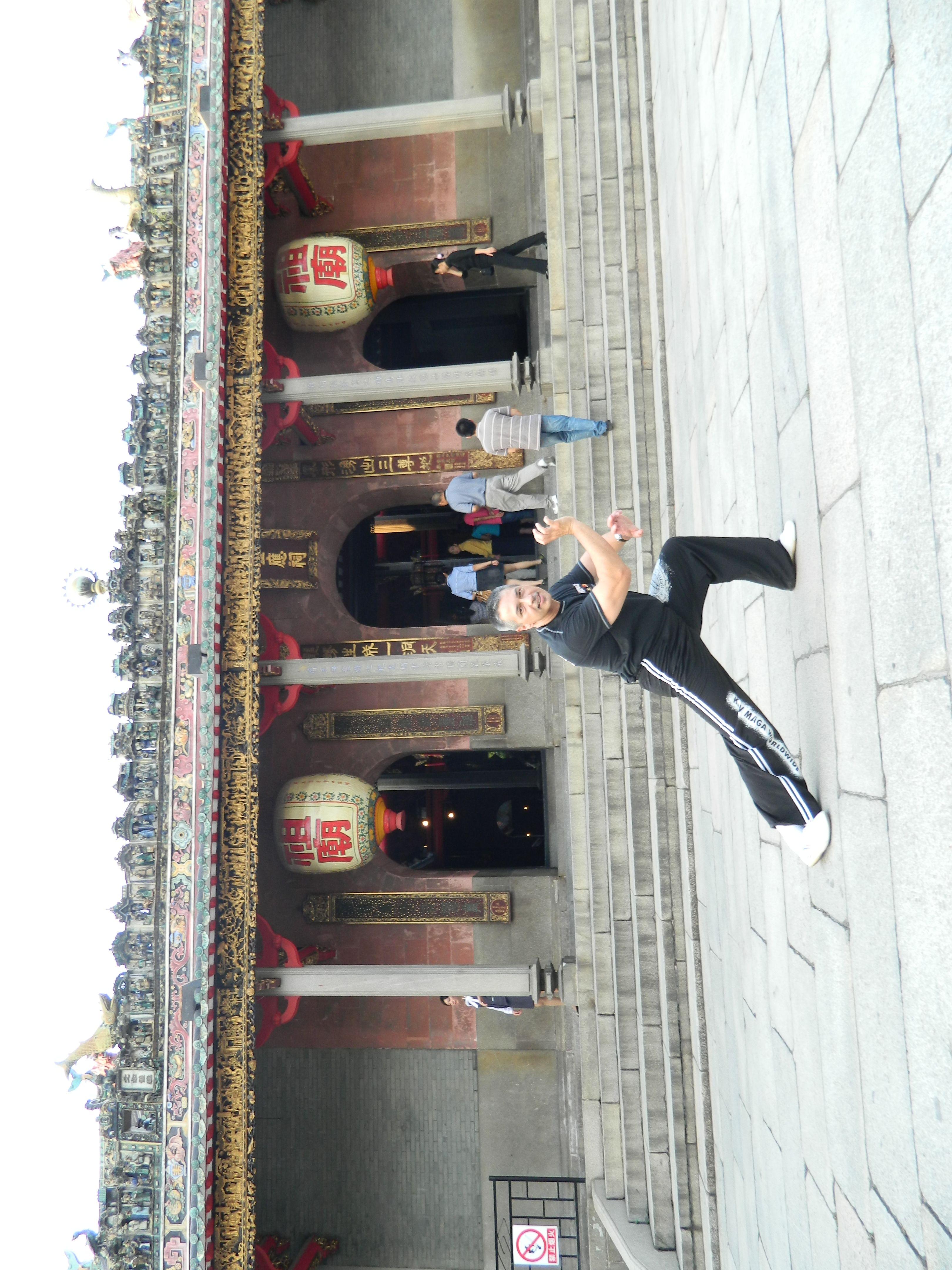 Courtyard korean martial arts martial arts artists like