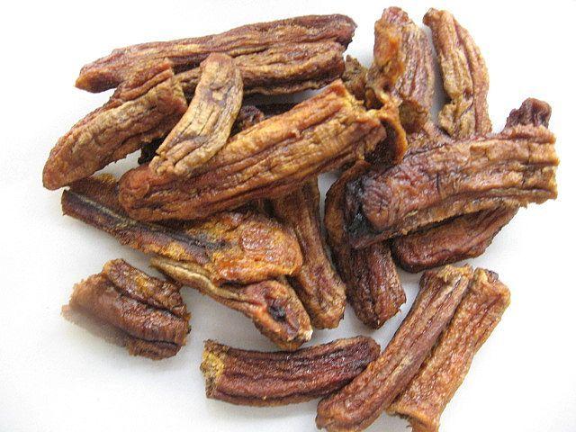 Banana Passa Banana Desidratada Receitas Receitas Nutricionais