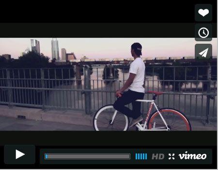 fixie video on vimeo