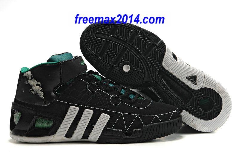 adidas Adipure Crazy Quick J, Herren Laufschuhe Schwarz