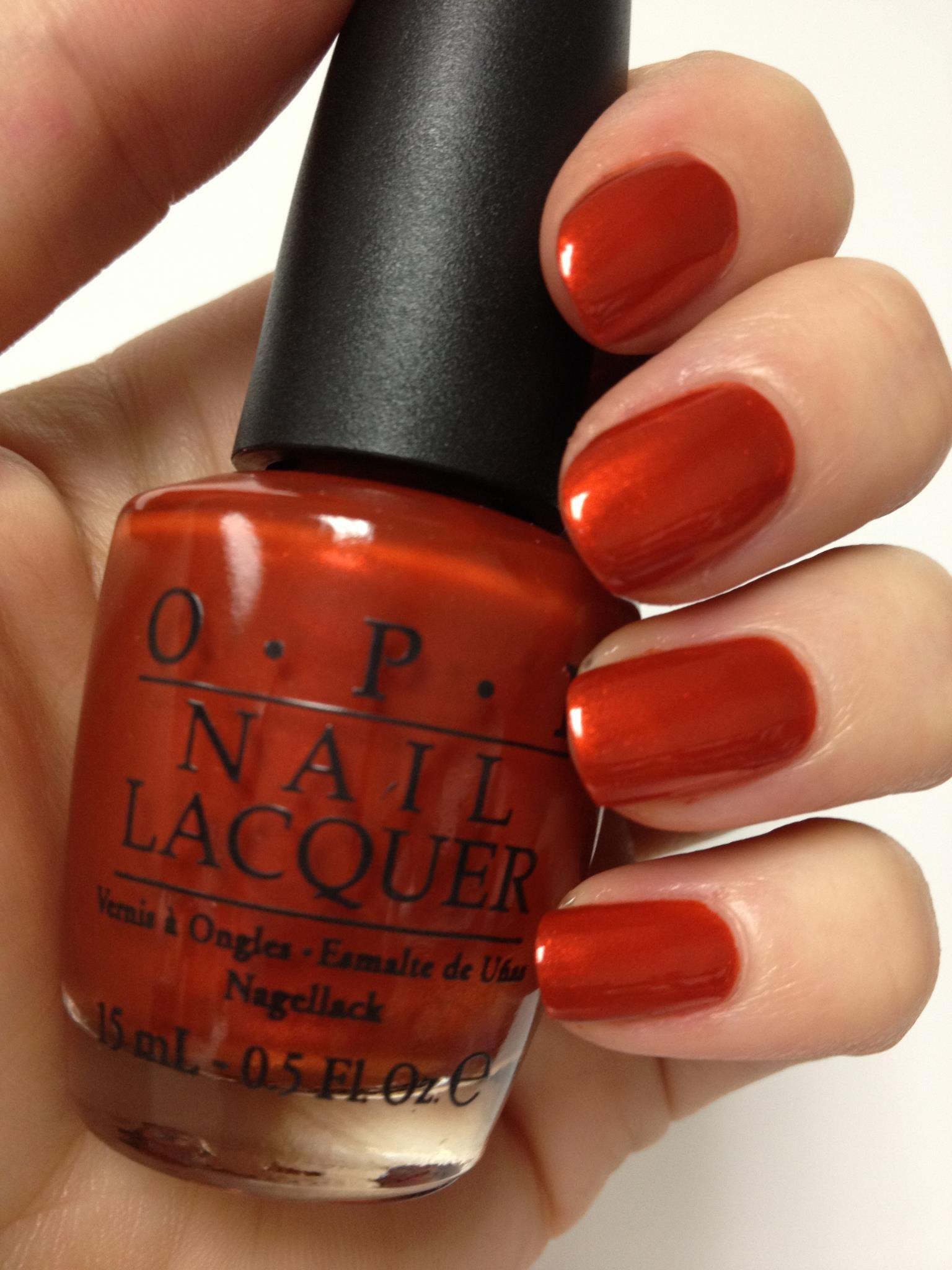 Great fall color nail polish nails pretty nail colors