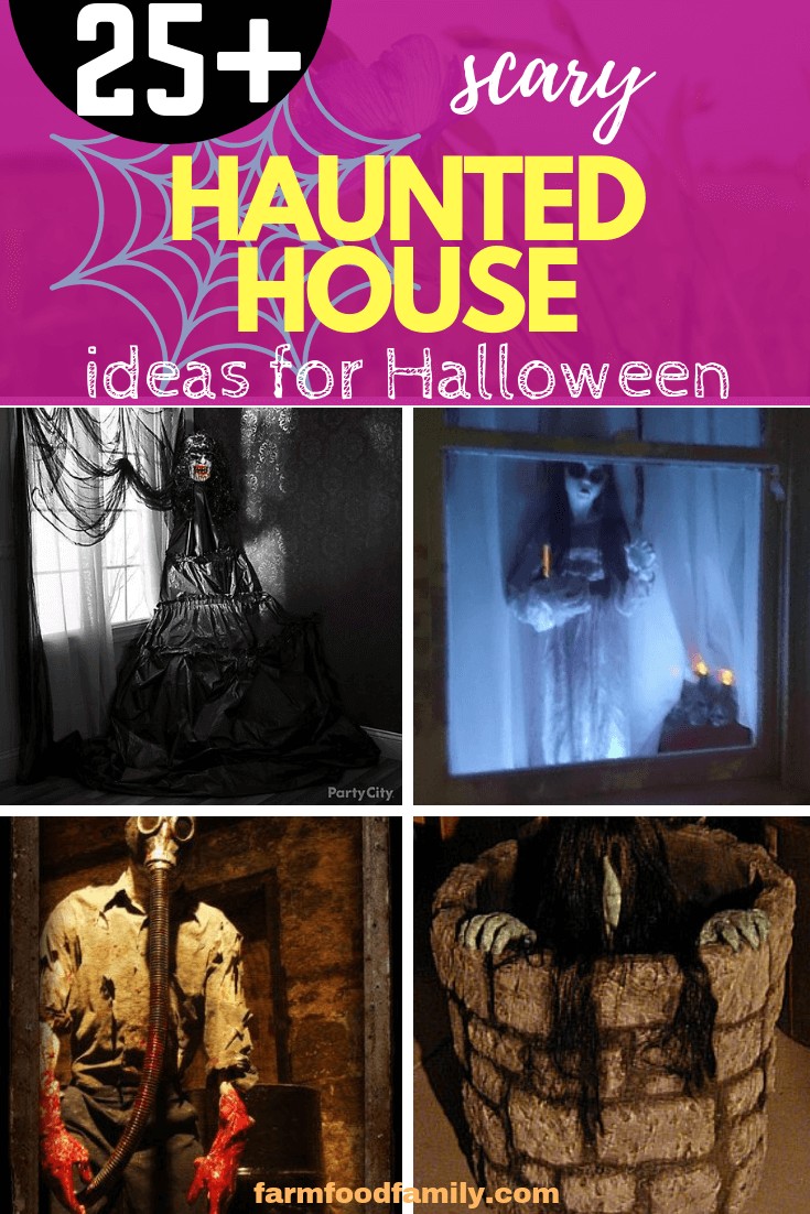 2020 Halloween Haunted Houses 25+ Scary Haunted House Ideas For This Halloween 2020 | Scary