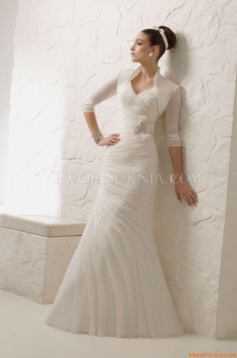 Wedding Dress Victoria Jane 20 20/20   Removable skirt ...