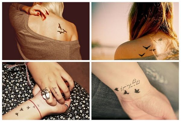 Há muito tempo as tatuagens deixaram de ser alvo de preconceitos e passaram a ser objetos de desejo entre muitas pessoas. Muitas mulheres são adeptas à