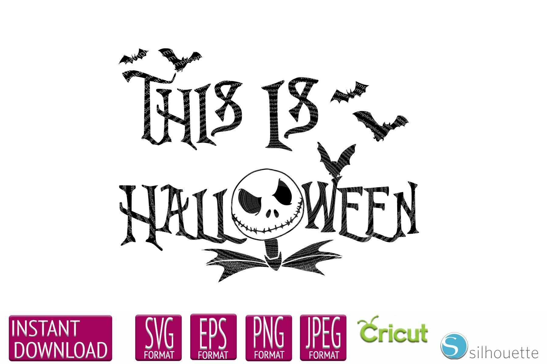 Disney Halloween SVG, Mickey Mouse SVG, Minnie Mouse SVG