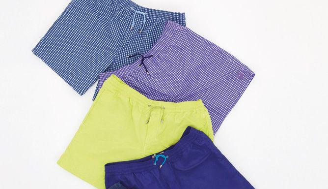 Los colores fuertes y los estampados son la tendencia para este verano. ¿Te animás a llevarlos en el traje de baño?