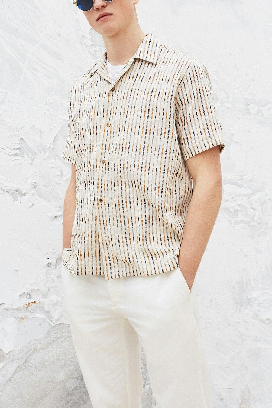 Some Summer Texture From Mr Porter Designer Clothes For Men Street Style Summer Mens Outfits