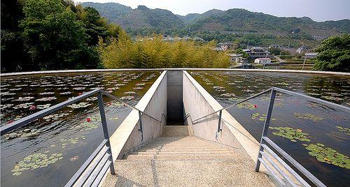 Templo del agua isla awaji jap n 1991 tadao ando for Architettura tradizionale giapponese