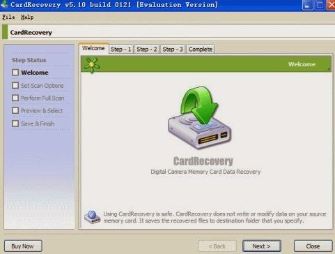 Free Download Cardrecovery 6 10 Build 1210 Full Version