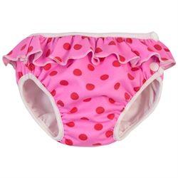 Schwimmwindel NB 4-6kg Badewindelhose Pink Sea Life ImseVimse Badewindel Aquawindel