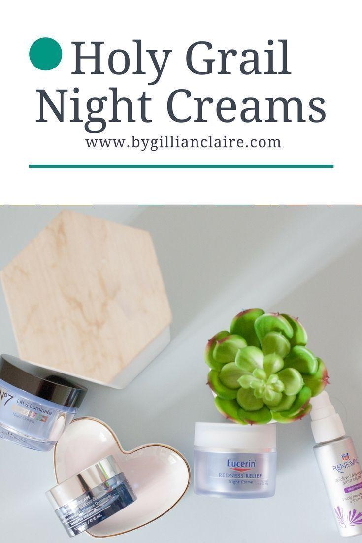 Best Night Cream  Drugstore Night Cream  Skincare  Skin Care