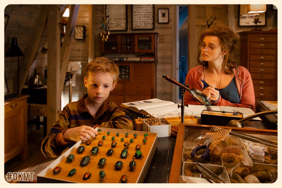 Kyle Catlett & Helena Bonham Carter in Die Karte meiner Träume #DKMT ab 10. Juli 2014 nur im Kino!