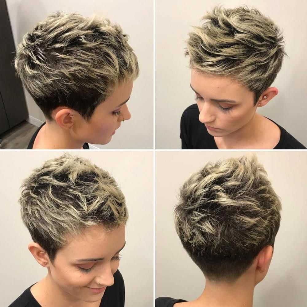 Super Short and Choppy #beauty #style #hair #hairstyles #haircare