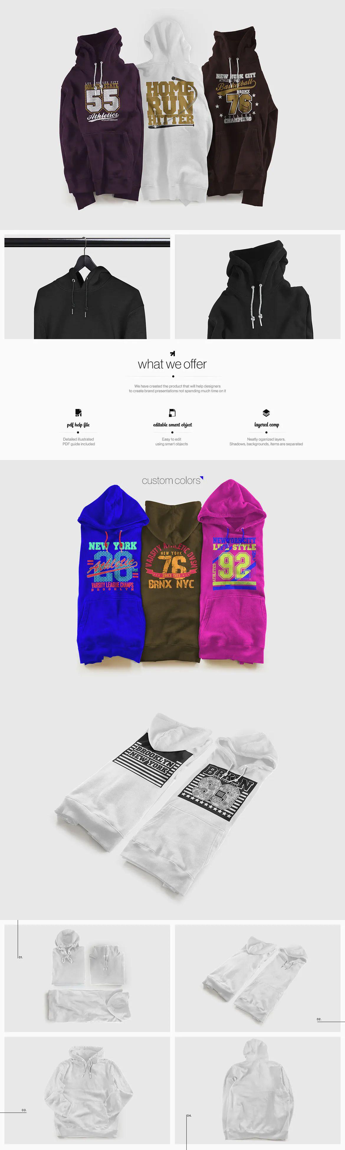Download Color Hoodie Sweatshirt Mockup By Bangingjoints On Envato Elements Sweatshirts Hoodie Sweatshirts Hoodies