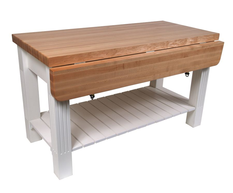 Grazzi Butcher Block Kitchen Island At Http Butcherblockco