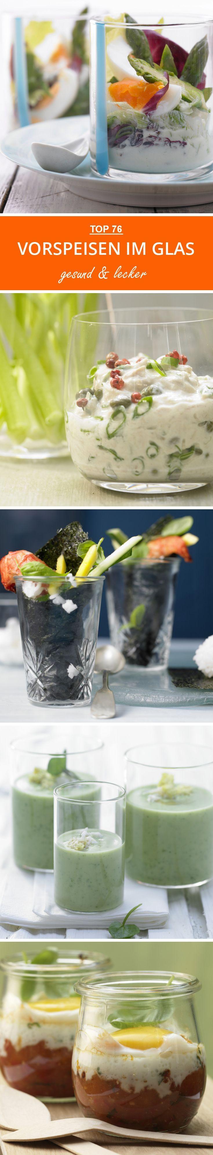 vorspeisen im glas food so cute pinterest vorspeisen im glas vorspeise und glas. Black Bedroom Furniture Sets. Home Design Ideas