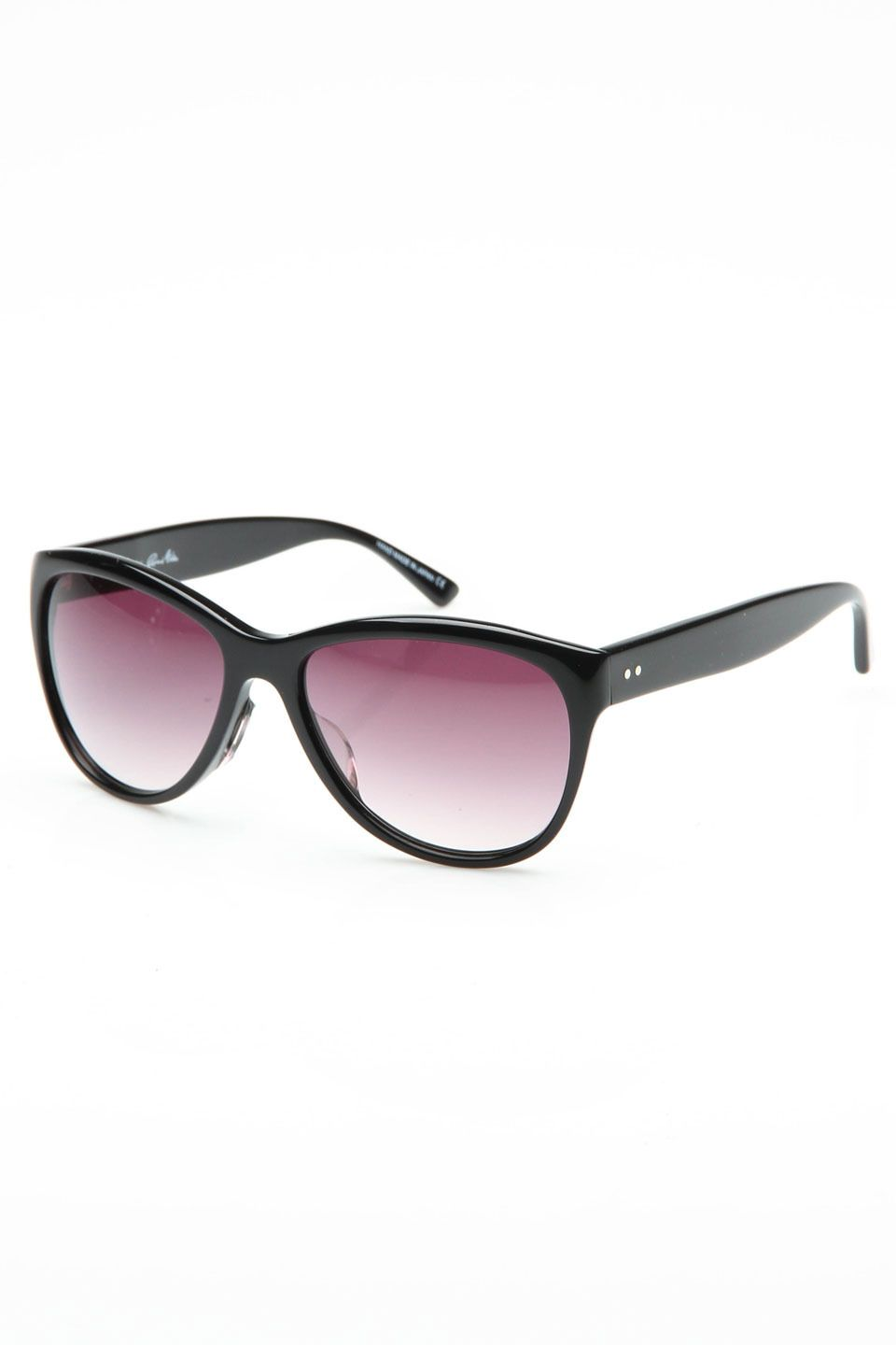 850a8c797ba Blinde Routine Sunglasses In Black