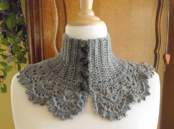 tours de cou crochet tricot et crochet crochet et tour de cou femme. Black Bedroom Furniture Sets. Home Design Ideas