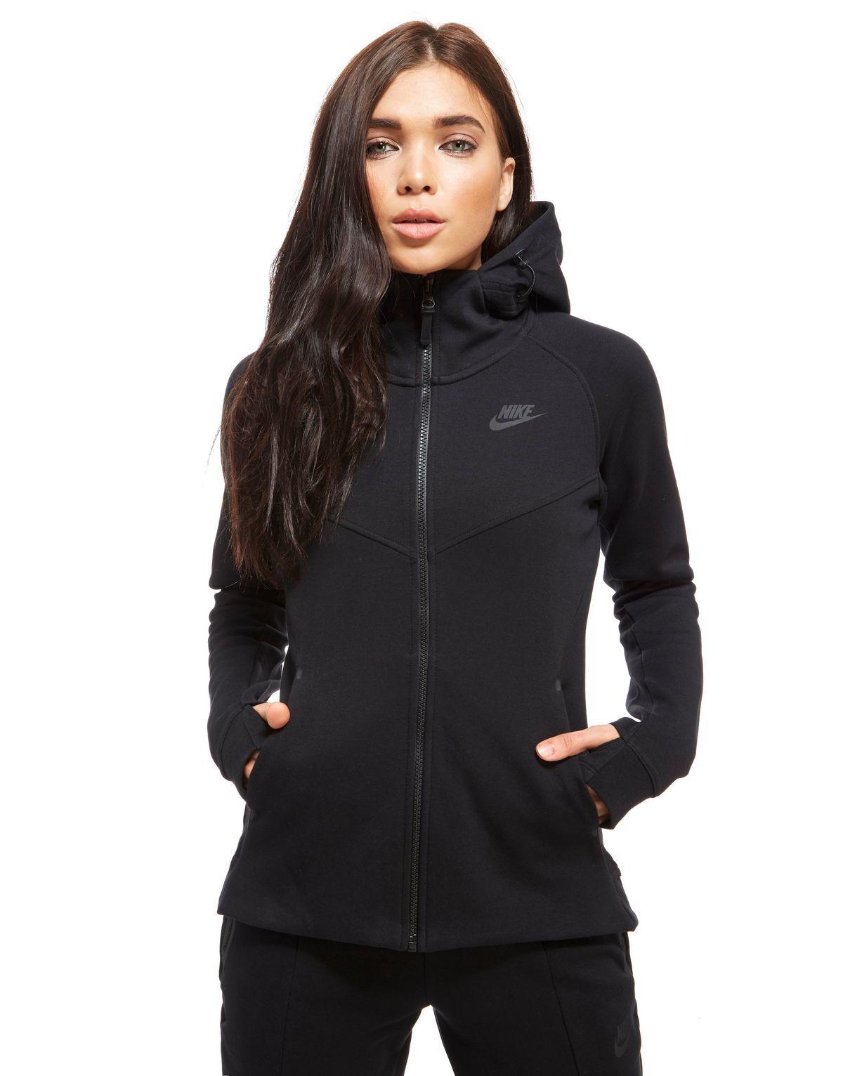 Nike Tech Fleece Zip Up Hoody Nike Tech Fleece Fashion Tech Fleece [ 1532 x 1200 Pixel ]