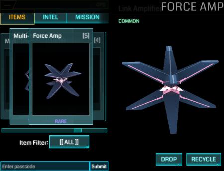 force amp
