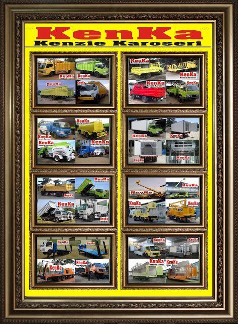 Info Harga Pembuatan Karoseri Mobil Dan Truck Karoseri Kenka Mobil Minyak Sawit Lampu