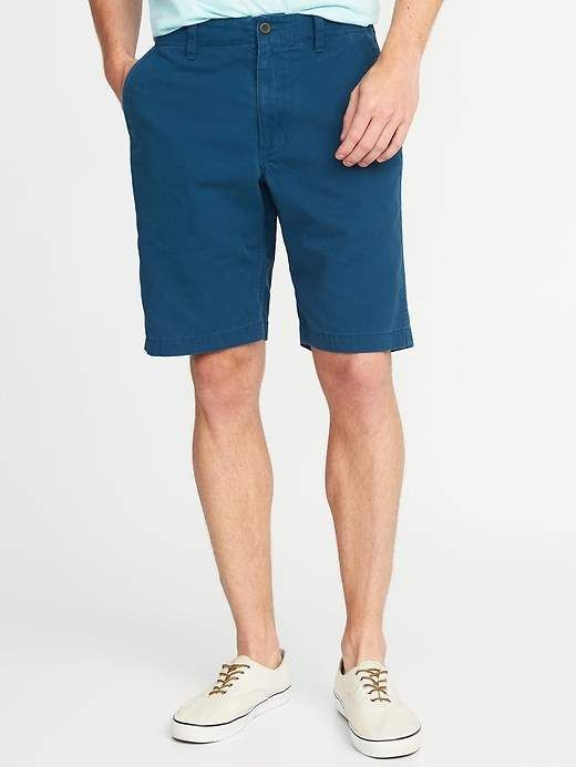 eae9761132 Lived-In Khaki Shorts for Men - 10-inch inseam | Products | Khaki ...