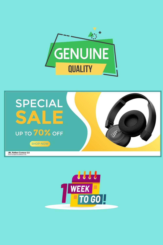 3 Best Jbl Reflect Contour 2 0 Black Friday Deals Discounts 2020 In 2020 Black Friday Jbl Contour